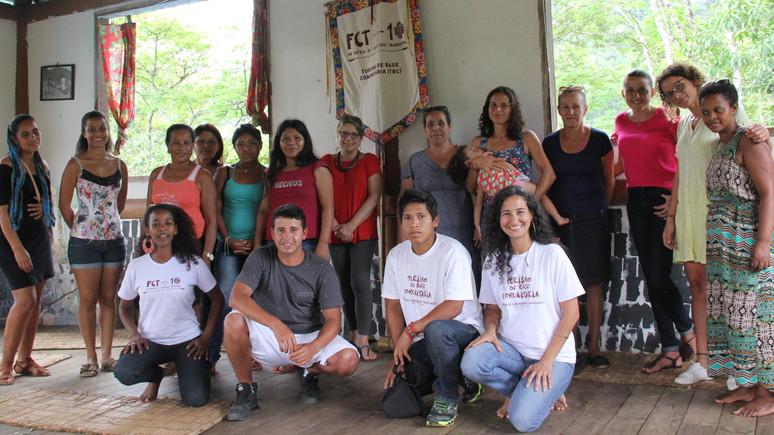 Mulheres protagonizam o Turismo de Base Comunitária (TBC) do Fórum de Comunidades Tradicionais