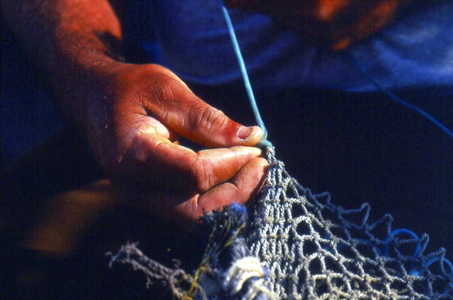 Costurando a rede