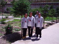 Our beautiful Tibetan girls