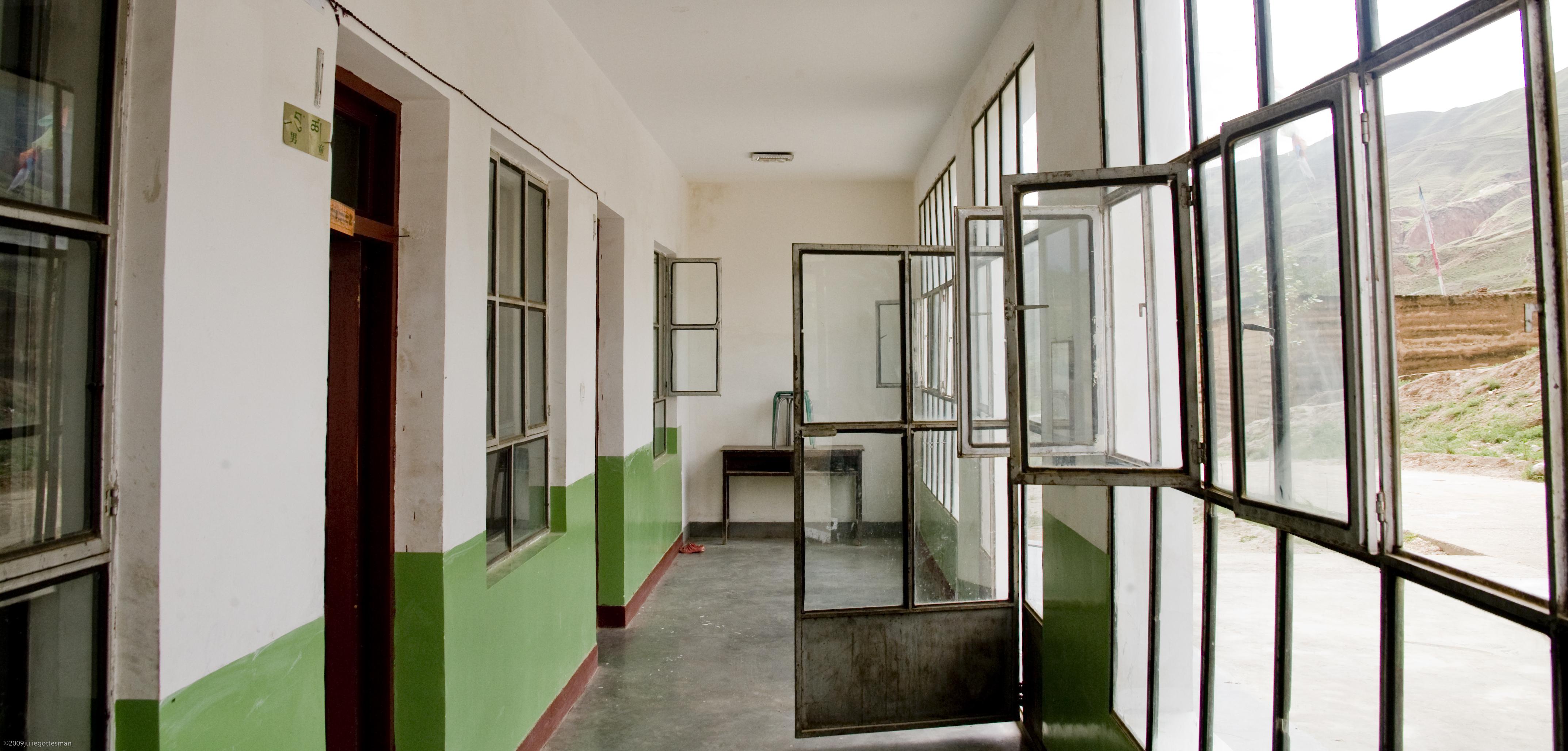 New dorms 2012