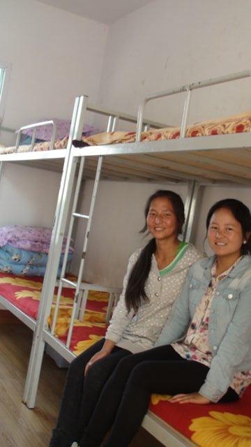 Orphange bunkbeds