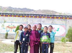 Young school boys 2013