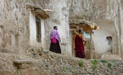 Tibetan Monk & Elder
