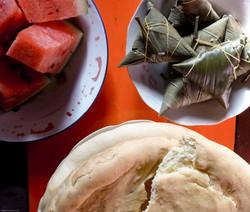 Tibetan Meal