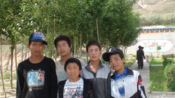 Tibetan Boys 2012