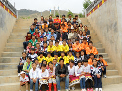 Tibetan Home of Hope 2012