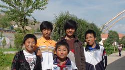 Tibetan Home of Hope boys
