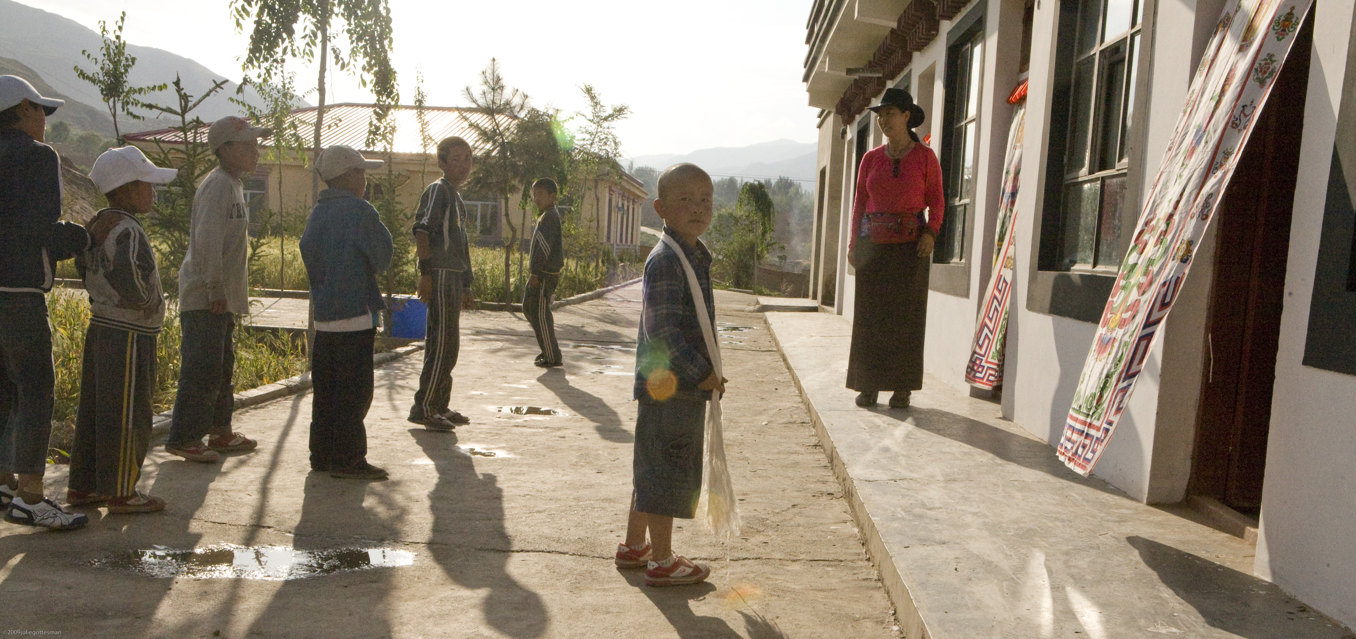 Tashi Dolma & Children