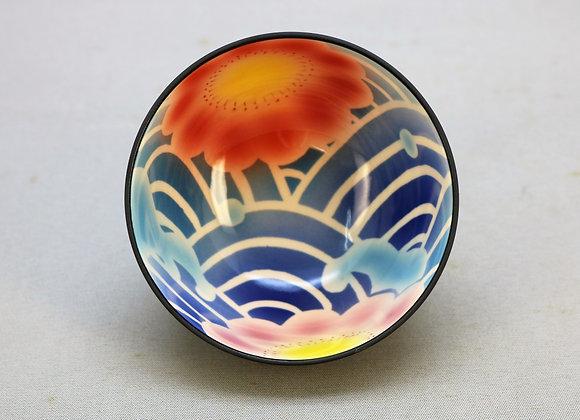 黒助 波桜 飯碗