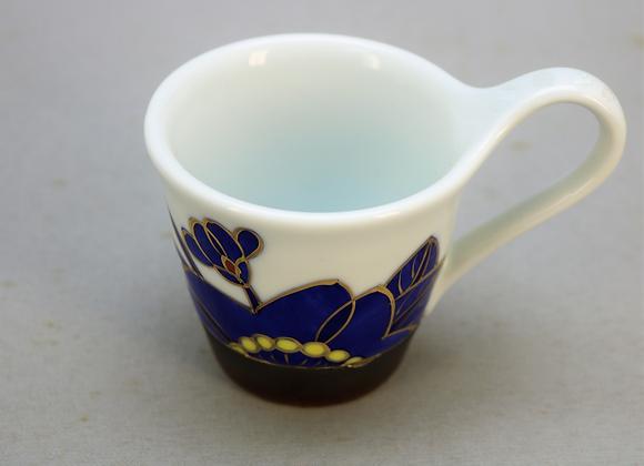 藍桜 コーヒーカップ