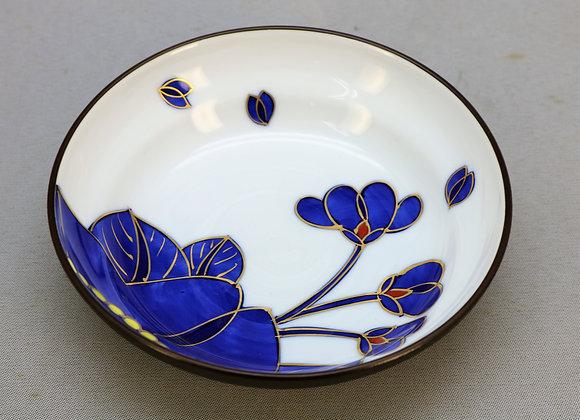 藍桜 段付鉢