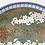 Thumbnail: 平成鍋島 地紋桜 尺二寸皿