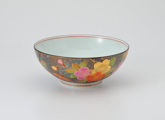 合わせ窯変 大輪桜 鉢