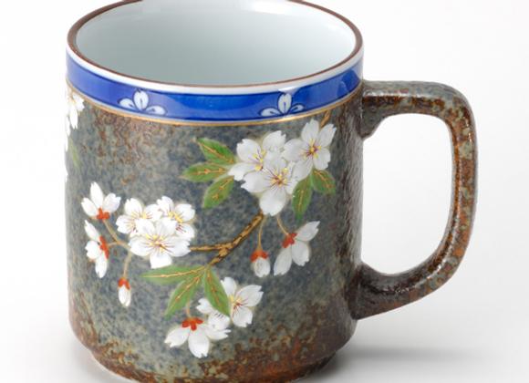 平成鍋島 桜 マグカップ