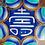 Thumbnail: 平成鍋島 宝尽し 七寸鉢