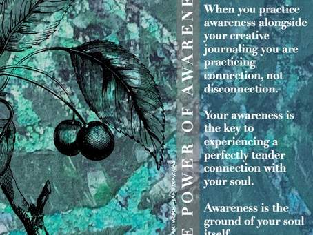 The Power of Loving Awareness