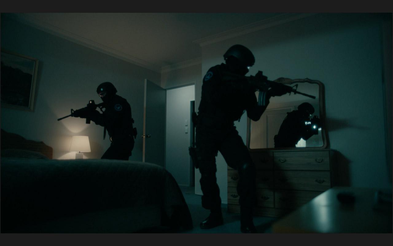 USA Crime Drama series