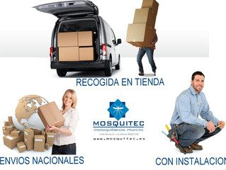 ¿Cómo comprar en Mosquitec?