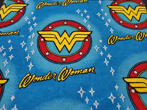 FABRIC MASK CHOICE - WONDER WOMAN