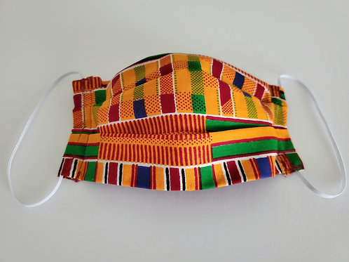 African Face Mask