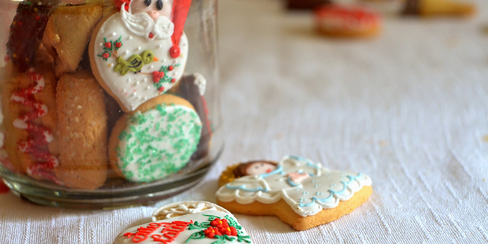Decorating Cookies for Shut-ins