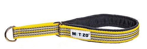 Metizo halsband (halvstryp) gul