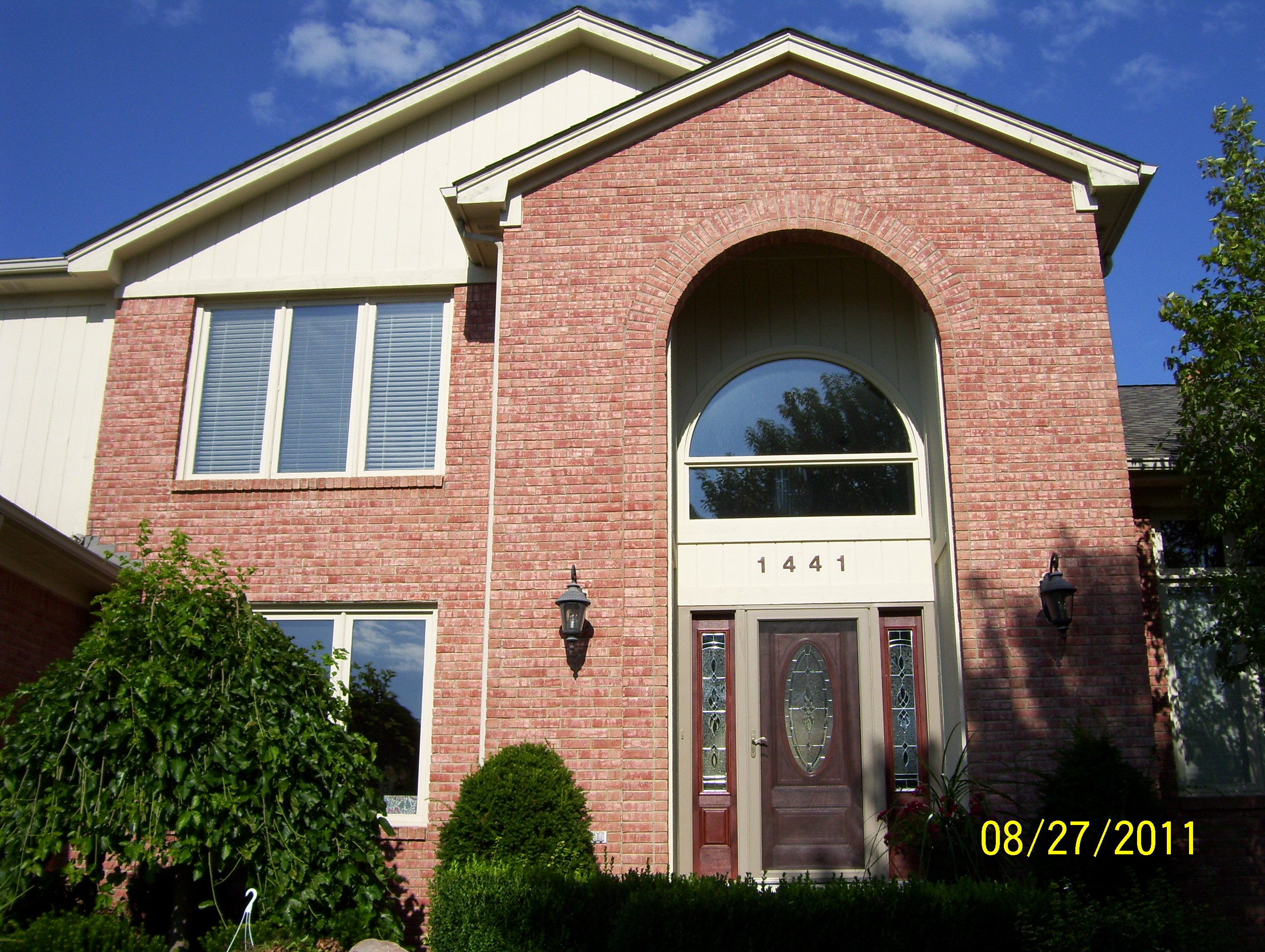 After - Entry Way