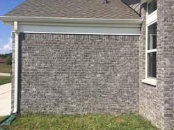 After - Side of Garage
