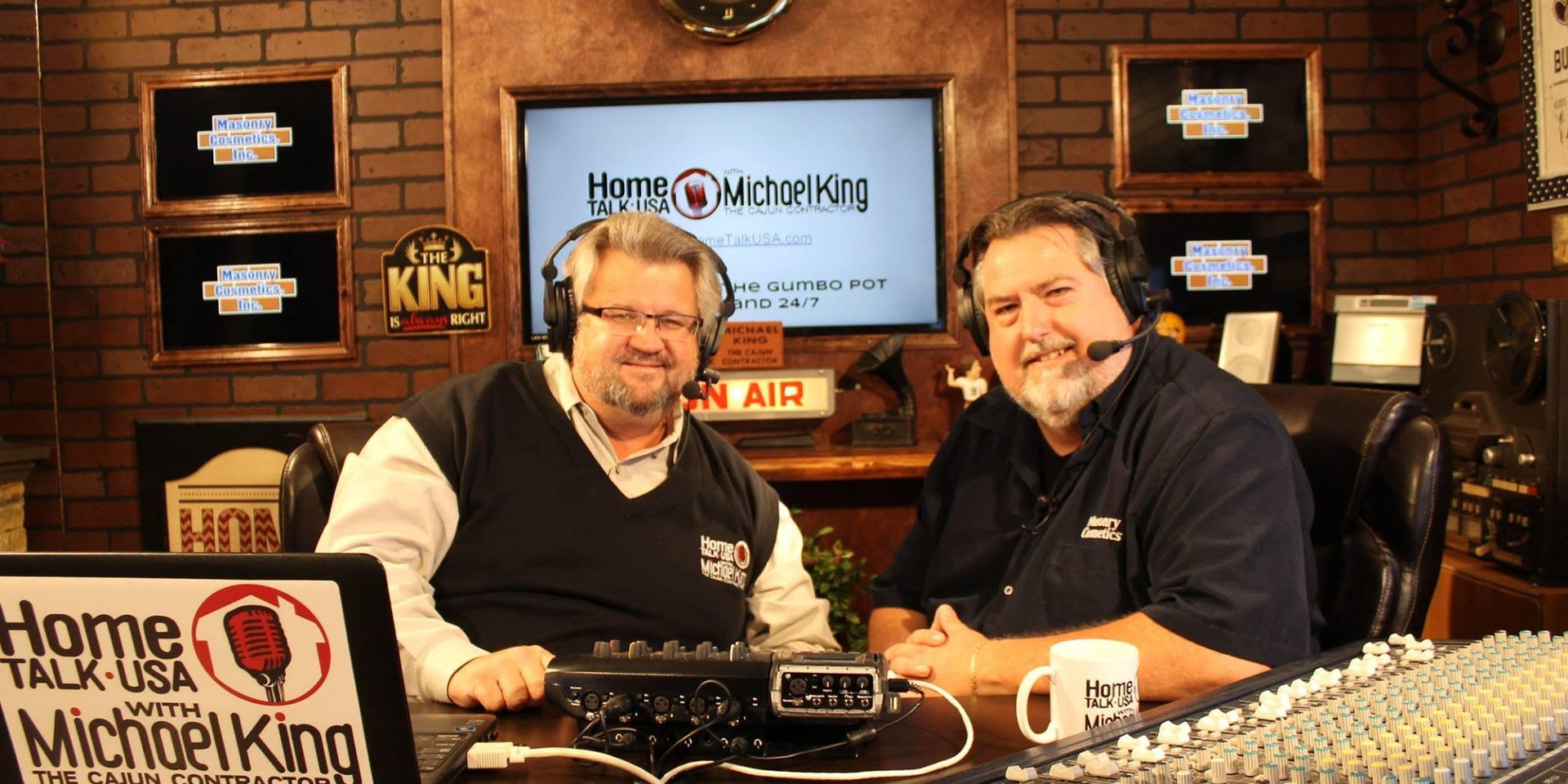 Don Live on the Radio with Michael King