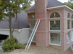 During - Side of House
