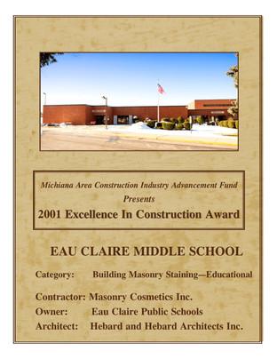 Award-Eau Claire.jpg