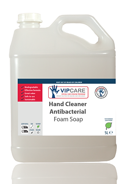 THA VIPCARE ANTIBACTERIAL FOAM HAND SOAP