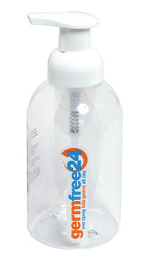 VIPCARE APPROVED 500ml hand sanitiser with pump