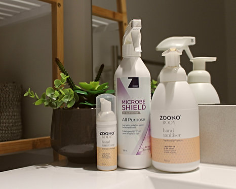 Zoono Home Pack