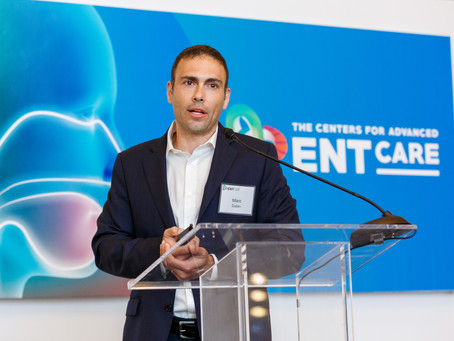 Dr. Dubin hosts CAdENT Annual Meeting