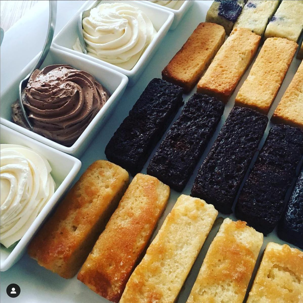 In-Person Cake Tasting & Consultation