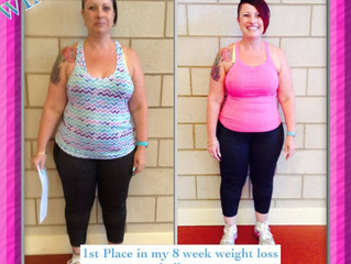 WEIGHT LOSS CHALLENGE A SUCCESS