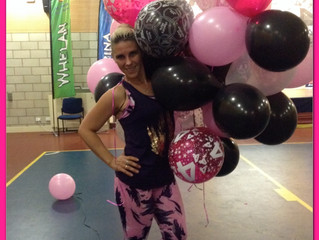 Zumba with Tracy terns 4