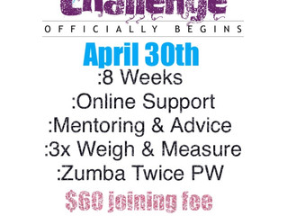 Term 2 Weight Loss Challenge