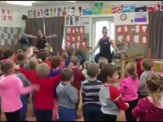 AllAbilitiesDanz at Dubbo West Preschool.