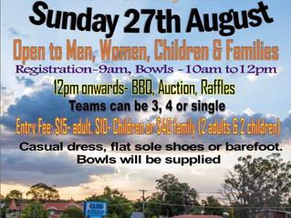 Club Dubbo Charity Bowls Day