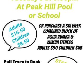 Peakhill; we're back...