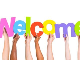 Welcome Peta & Trent
