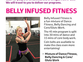 Belly Infused Fitness