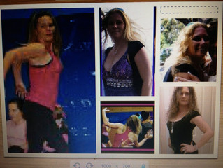 Zumba weight loss success stories (this is Heidi)