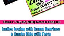 ZUMBA KIDS IN WAHROONGA PARK TO START 12TH OF NOVEMEBER