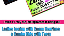 ZUMBA KIDS IN WAHROONGA PARK TO START 12TH OF NOVEMEBER