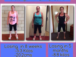 Weight Loss Challenge Two, 2015