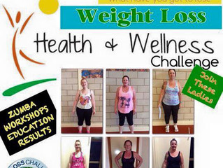 NEW HEALTH AND WELLNESS WEIGHT LOSS CHALLENGE STARTING IN TERM 4