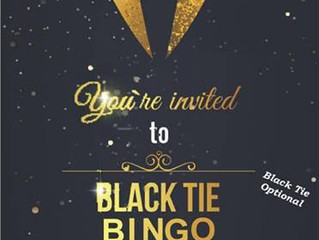 Black Tie Bingo/Trivia Night